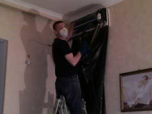 чистка сплит системы дома